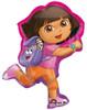 """32"""" Dora  Shape Mylar Foil Balloon"""