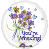 "18"" You're Amazing Mylar Foil Balloon"