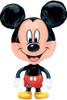"30""  Buddy Mickey Mouse Shape Mylar Foil Balloon"
