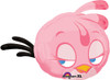 "27"" Angry Birds Pink Shape Mylar Foil Balloon"