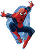 "29"" Spiderman Shape Mylar Foil Balloon"