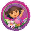 """17"""" Dora Mylar Foil Balloon"""