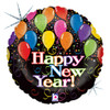 "18"" Party Balloon New Year Foil Balloon"