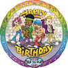 "32"" Singing Rapper's Delight Mylar Foil Balloon"