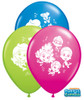 "11"" Bubble Guppies Assortment Latex Balloons"