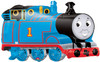 "30"" Thomas the Train Shape Mylar Foil Balloon"