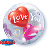 "22"" Bubble I Love You Heart"