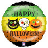 "18"" Halloween Trio Mylar Foil Balloon"