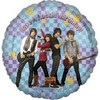 "18"" Camp Rock 'Have a Rockin' Birthday!'  Mylar Foil Balloon"