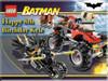 Batman Lego Edible Cake Icing Image #1