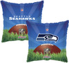 "18"" Seattle Seahawks Mylar Foil Balloon"