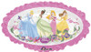 "31"" Princess Group Shape Mylar Foil Balloon"