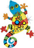"47"" Linky Gecko Shape Mylar Foil Balloon"