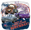"""18"""" Cars Action Packed Birthday Mylar Foil Balloon"""