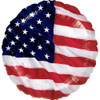 "18"" Flying Colors Flag Mylar Foil Balloon"