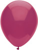 "Round 11"" Crystal Magic Magenta BSA Balloons - Bag of 100"