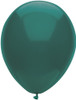 "Round 11"" Crystal Deep Turquoise BSA Latex Balloons - Bag of 100"