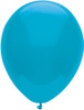 "Round 11"" Island Blue BSA Latex Balloons - Bag of 100"