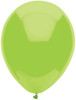 "Round 11"" Kiwi Lime BSA Latex Balloons - Bag of 100"