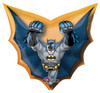 "28"" Batman Cape Close Up Mylar Foil Balloon"
