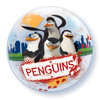 "22"" Penguins Of Madagascar Bubble Balloon"