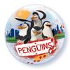 """22"""" Penguins Of Madagascar Bubble Balloon"""