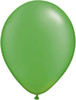 "Round  5"" Radiant Pearl Lime Green Latex Balloons (49956)"