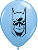 "5"" Batman Face Latex Balloons"