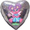 """18"""" Sesame Street Abby Cadabby  Mylar Foil Balloon"""