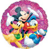 "18"" Mickey Mouse Party Mylar Foil Balloon"