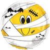 "18"" Smiling Mummy Mylar Foil Balloon"
