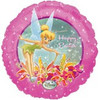 "18"" Tinkerbell Happy Easter  Mylar Foil Balloon"