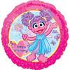 """18"""" Sesame Street Abby Cadabby Birthday Mylar Foil Balloon"""