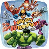 "18""Marvel Hero Squad Birthday Mylar Foil Balloon"