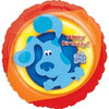 "18"" Blues Clues Birthday Mylar Foil Balloon"