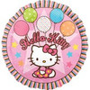 "18"" Hello Kitty Border Mylar Foil Balloon"