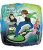 "18"" Ben 10 Alien Force Birthday Party Mylar Foil Balloon"