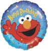 "18"" Elmo Birthday   Mylar Foil Balloon"
