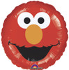 "18"" Elmo Face   Mylar Foil Balloon"