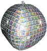 "15"" Disco Ball   Mylar Foil Balloon"