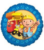 "18"" Bob the Builder Mylar Foil Balloon"
