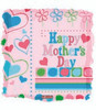 "18"" Happy Mother's Day Square Mylar Foil Balloon"
