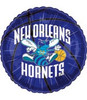 "18"" NBA New Orleans Hornets Basketball Mylar Foil Balloon"