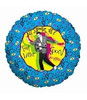 "18"" Elvis Get Well Soon ""All Shook Up"" Mylar Foil Balloon"