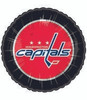 "18"" NHL Washington Capitals Hockey Mylar Foil Balloon."