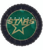 "18"" NHL Dallas Stars Hockey Mylar Foil Balloon"