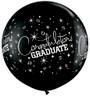 "36"" Congratulations Graduate Latex Balloons"