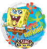 "28"" Singing Sponge Bob Birthday   Mylar Foil Balloon"