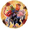 "18"" Muppets   Mylar Foil Balloon"