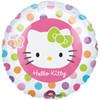 """18"""" Hello Kitty Mylar Foil Balloon"""